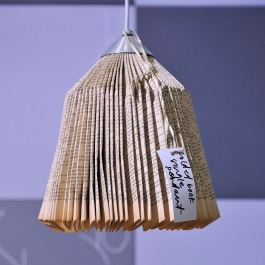 Decorex Trends 2011 - Paper Lamp Shade - The Design Tabloid
