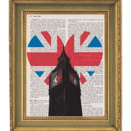 Anglophilia Etsy
