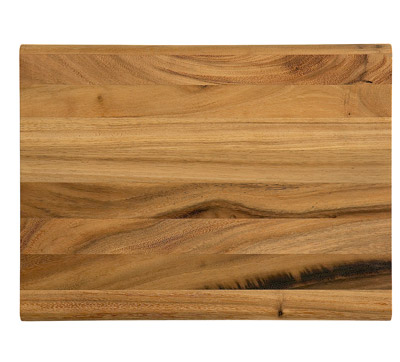 This gorgeous chopping board is made out of solid Kiaat. Available at Weylandts in various sizes - from R99.00. They also have a larger solid Acacia chopping board for R199.00