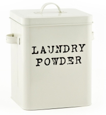 This Retro washing powder tin is available at Mr. Price Home for R99.99