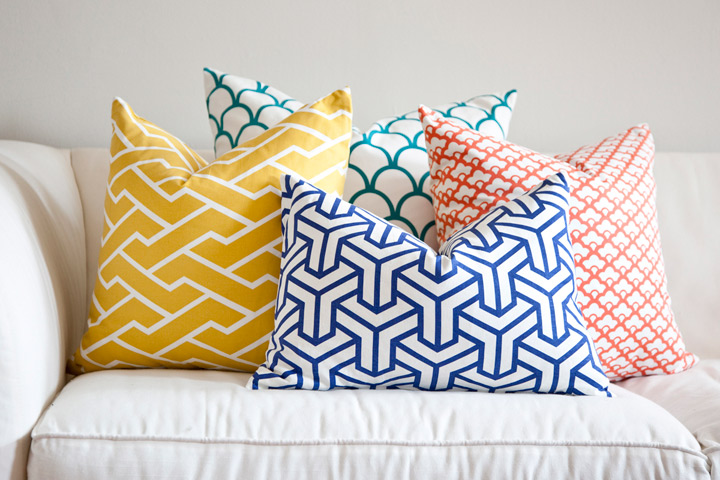 Caitlin Wilson Textiles Scatter Cushions The Design