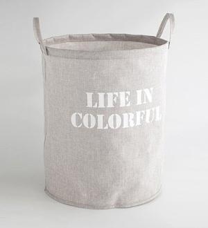 Funky Laundry Basket