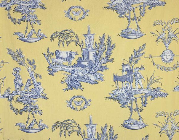 D Cor Dictionary Toile De Jouy The Design Tabloid