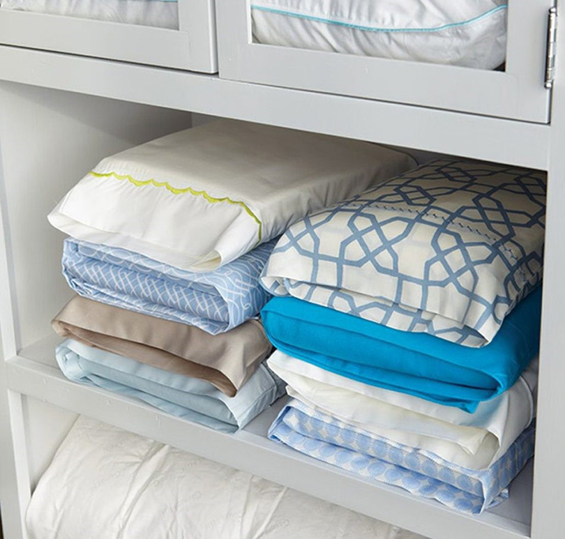 Organizing That Linen Closet