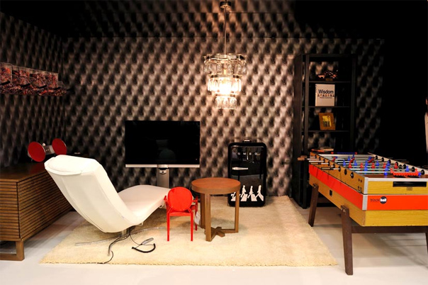 Man Cave Accessories South Africa : Man cave the design tabloid