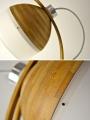 Bamboo Desk Lamp by BurghenSiebert