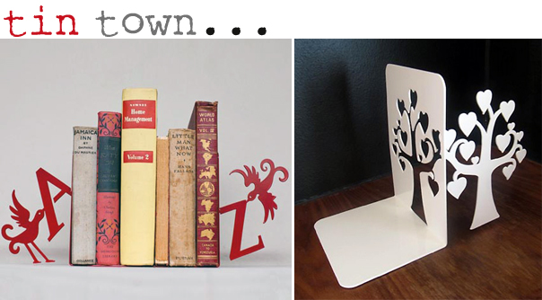 Bookends by TinTown