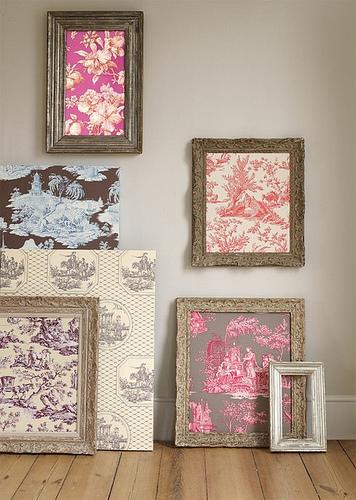 framed wallpaper the design tabloid