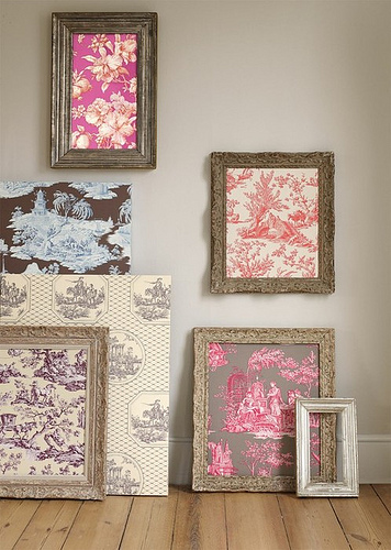 Framed Wallpaper ǀ The Design Tabloid (1)