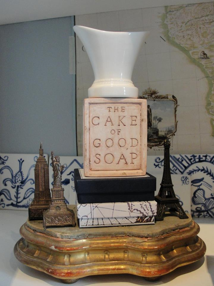 The Cake of Good Soap!