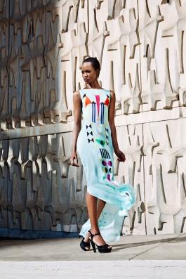 Aretha Dress By Sindiso Khumalo
