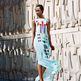 Aretha Dress By Sindiso Khumalo