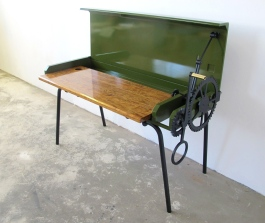 Mechanical Bureau by Joe Paine