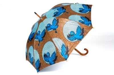 Zanzan Umbrella by Gareth Cowden, Babatunde
