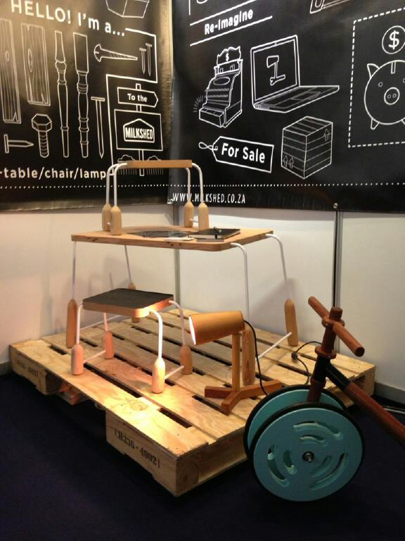 Milkshed @ Design Indaba 2013 ǀ The Design Tabloid