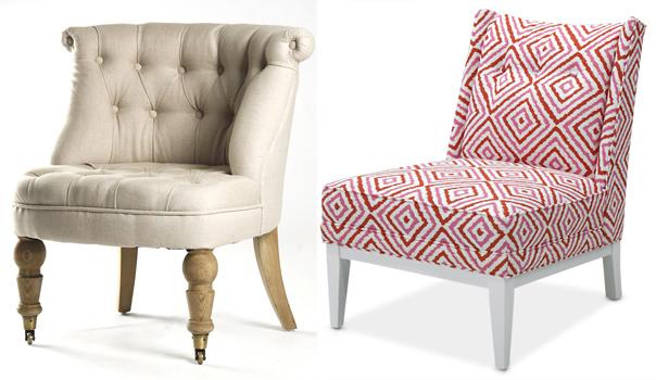 Slipper Chair - Decor Dictionary ǀ The Design Tabloid