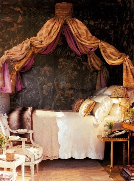Bohemian Bedroom Romantic Color Gypsy Decor Gypsy: Décor Diva: The Secret To A Decadent Boudoir Bedroom