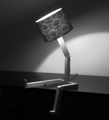 Sitting Lamp - Graeme Bettles Design (1)