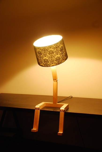 Sitting Lamp - Graeme Bettles Design (6)