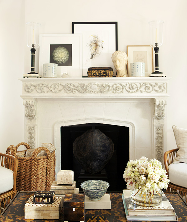 6 steps to creating a perfect vignette the design tabloid for Decor vignette