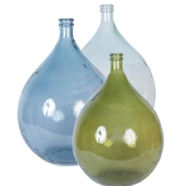Assorted Olive Bottles available from Pezula Interiors | via http://www.pezulainteriors.co.za/Product.php?sid=4&pid=140