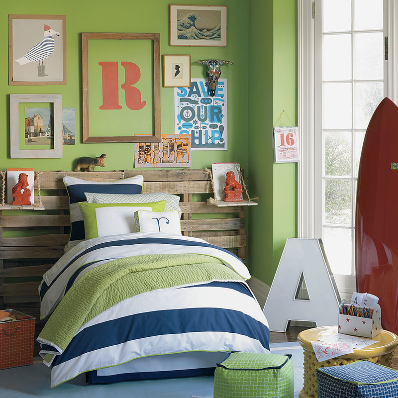 Little Boy Room Design Ideas: A Little Boy's Playground