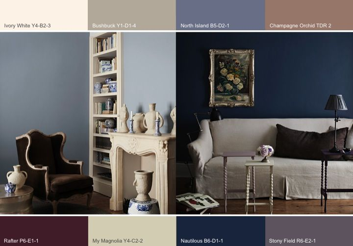"Plascon 2014 Colour Forecast – ""Inner Space"""