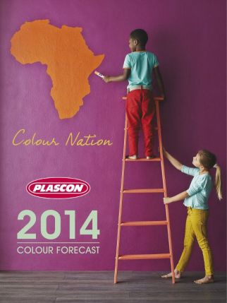 """Colour Nation"" - Plascon's Colour Forecast for 2014"