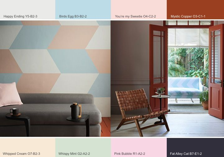 "Plascon 2014 Colour Forecast – ""Calm Contrast"""