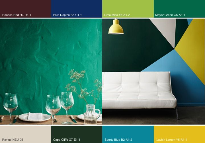 "Plascon 2014 Colour Forecast – ""Second Nature"""