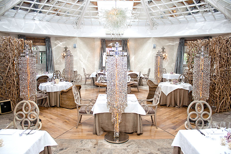 Pure Restaurant - Hout bay Manor (1)