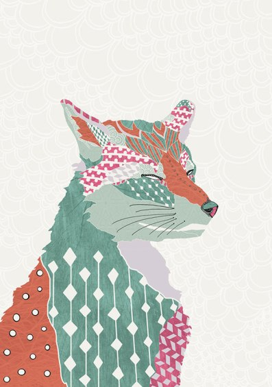 Natalia Segerman - Fox {The Design Tabloid}