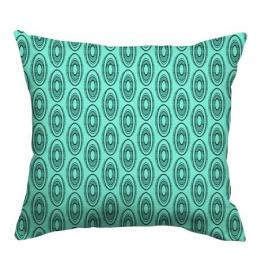 "A retro geo pattern from Design Team called ""Shield"" via CityMob 