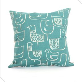 Super adorable Eep! scatter from Skinny laMinx | http://shop.skinnylaminx.com/products/cushion-cover-50x50cm-eep