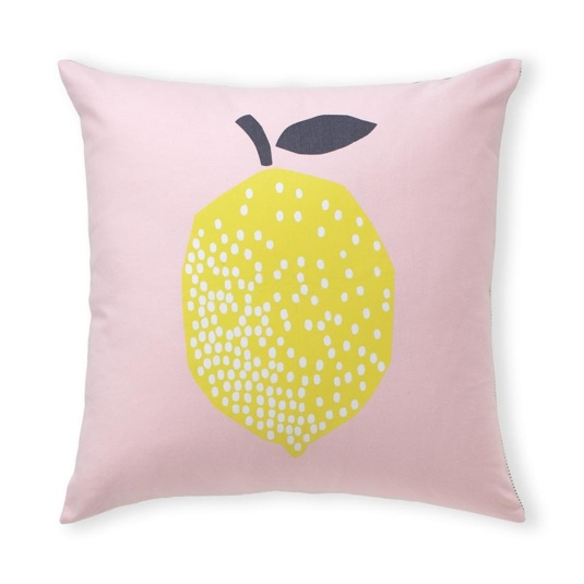 Love the soft candy-coloured pastels of this Country Road lemon-themed scatter cushion from Woolworths | via http://www.woolworths.co.za/store/fragments/product-details/product-details-index.jsp?productId=502236930