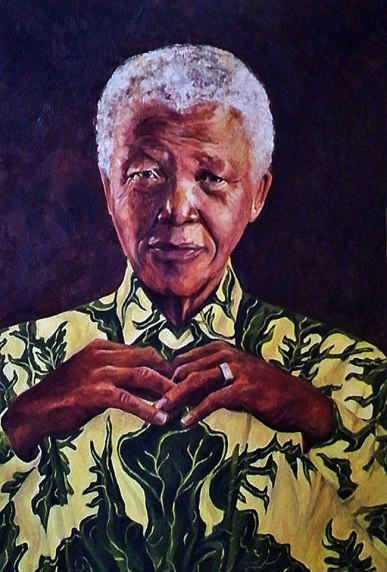 Mandela by Miche Watkins