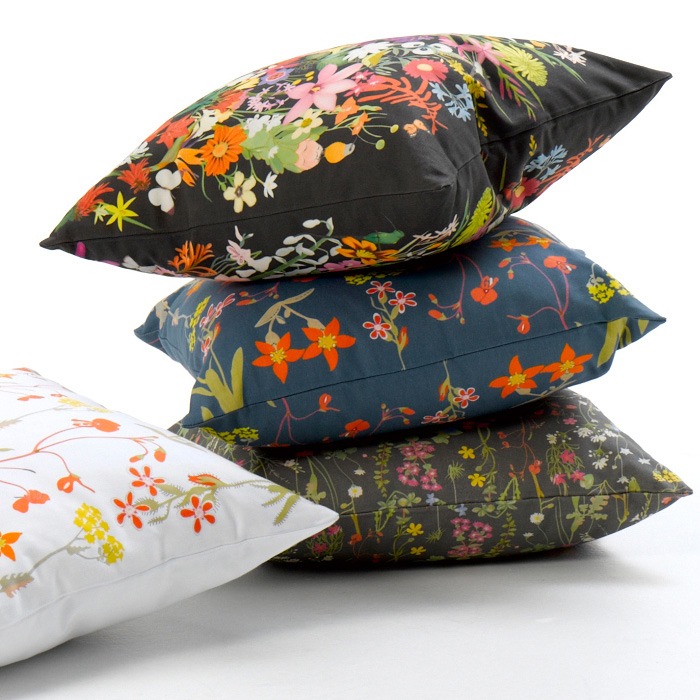 Cape Floral Cushions by Frances White