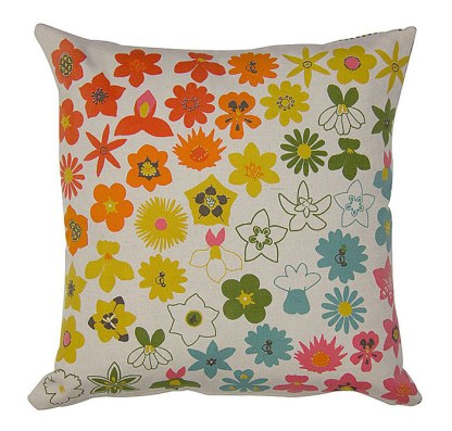 SA Meadow Cushion by Frances White for Mr Price Home
