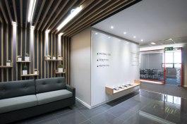 Regent Insurance Flagship Office - Waiting Area