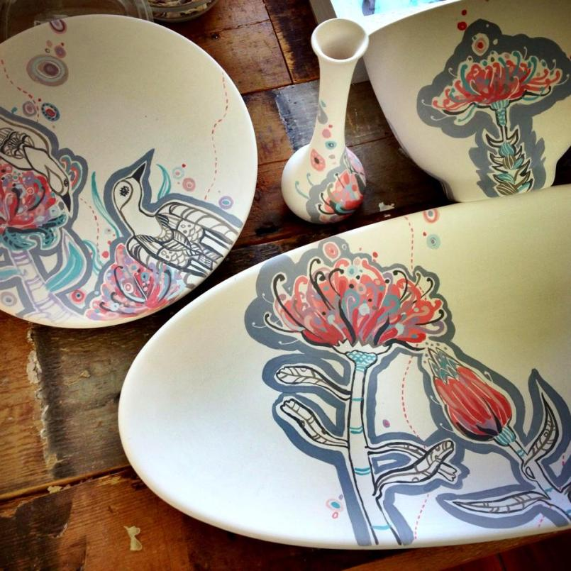 Leila Fanner Studio - New Ceramics (1)