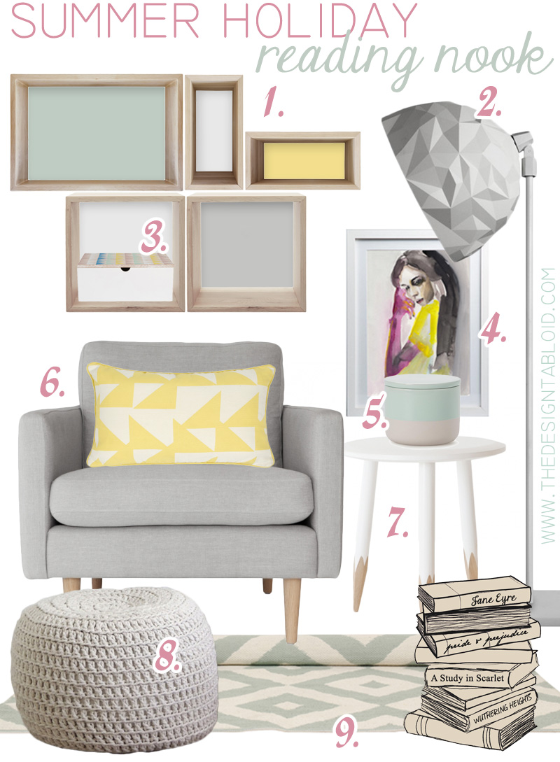 Get-The-Look---Summer-Holiday-Reading-Nook-{The-Design-Tabloid}