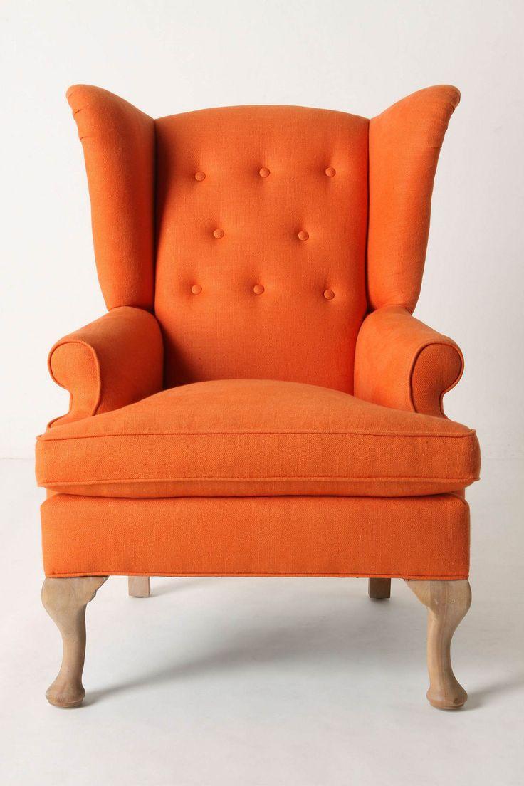 D 233 Cor Dictionary Wingback Chair The Design Tabloid