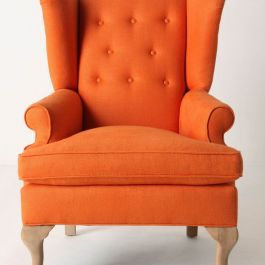 Decor Dictionary - Wingback Chair (1)