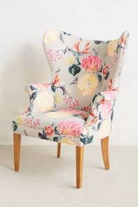Décor Dictionary: Wingback Chair