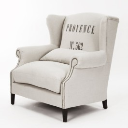 Decor Dictionary - Wingback Chair (3)