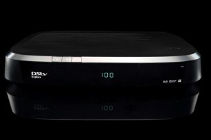 "Explora Satellite Decoder by MultiChoice, manufactured by Pace | To vote for this object, SMS ""DECODER 4 MBOISA"" to 40619."