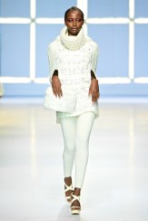 "Milk Mohair and Wool Felted Cape by Milk: Mohair She Felt | To vote for this object, SMS ""CAPE 4 MBOISA"" to 40619."