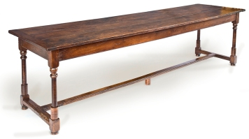 Decor Dictionary - Refectory Table (1)