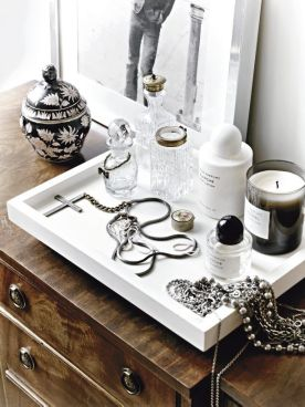 Decor Quick Tip - Decorative Trays