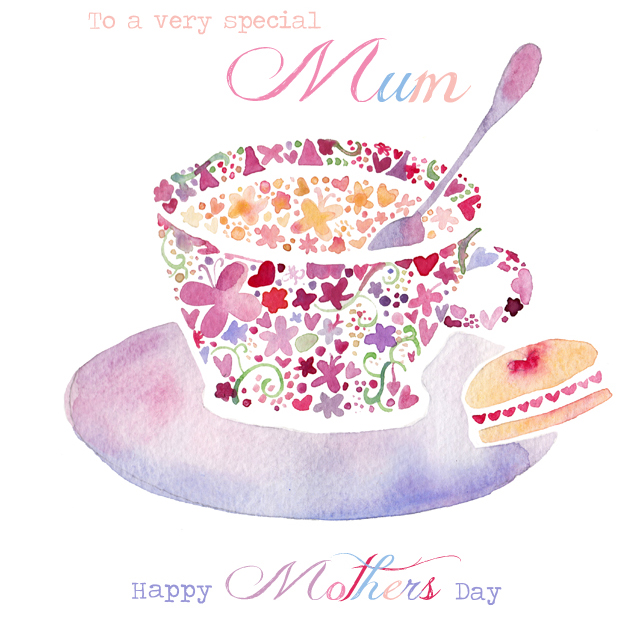 Happy Mother's Day Illustration by Felicity French